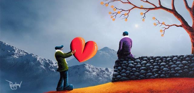 Nadie pierde por dar amor, pierde el que no sabe recibirlo