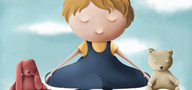 La Meditación y Los Niños