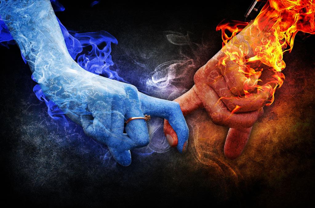 No dejes ir a quien toca más tu alma que tu cuerpo