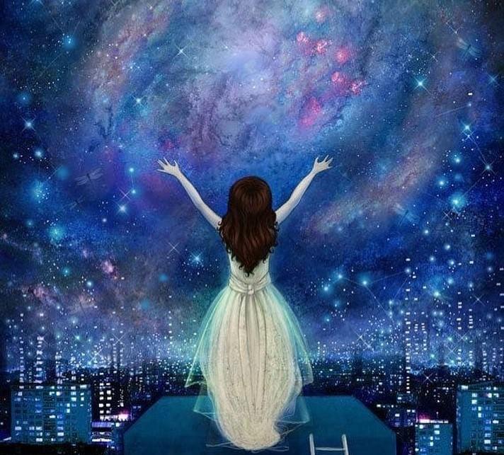 Hoy está de fiesta el cielo y el universo entero