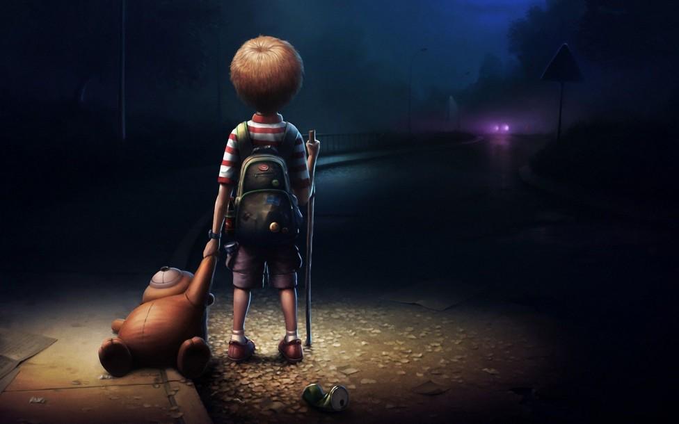 Criemos a niñosque no tengan que recuperarse de sus infancias